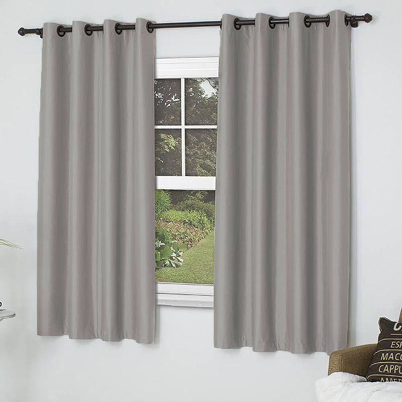 cortina com suporte com varão