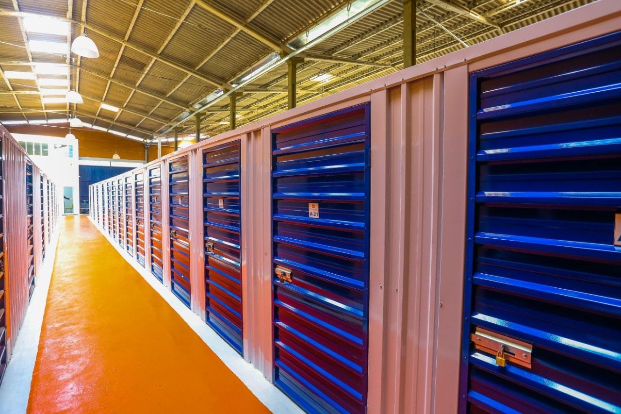 Quais os serviços oferecidos por um self storage em Goiânia?